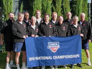 Wisconsin Senior Team Competes at Nationals 6