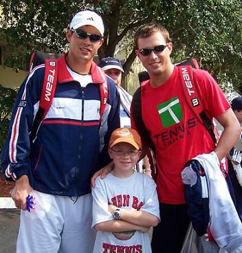 Tundra Tweener's Nick with Bryan Brothers