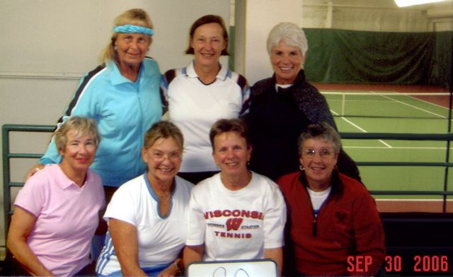 2006 Super Seniors 9.0 Team