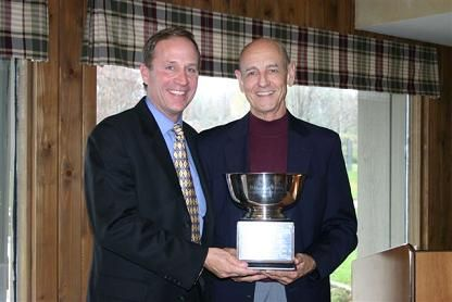Lee Woyahn was the 2007 recipient of the Bill Letwin Award[1].  The award was presented by long-time friend, Dick Arnold, Past President of the WTA.