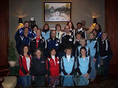 2008 Local Leagues Coordinators