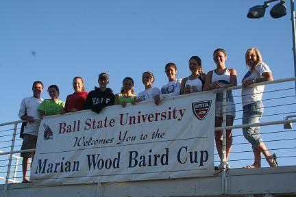 2008 Marian Wood Baird Cup Team