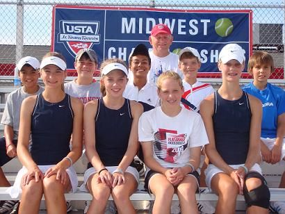 2008 Junior 14s Section Champions