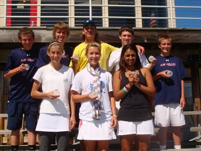 2008 Junior 18s Section Champions