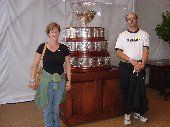 2008 US Open Trip winners