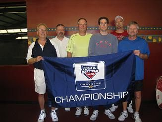 2008 Midwest Men Tri-Level Champions