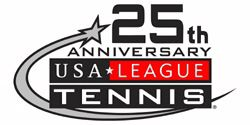 USA League Tennis 25th Anniversary