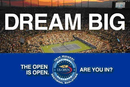US Open National Playoffs