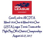 M18 & M40 District League Championships