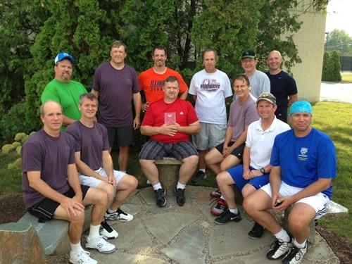 Adult 40   Over 4.0 Men Sectional Champs.,Oak Brook Tennis Center, Oak Brook