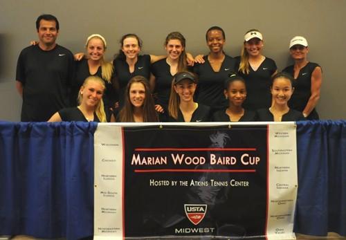 G18 Marian Wood Baird Cup Team Finalists-2013 2