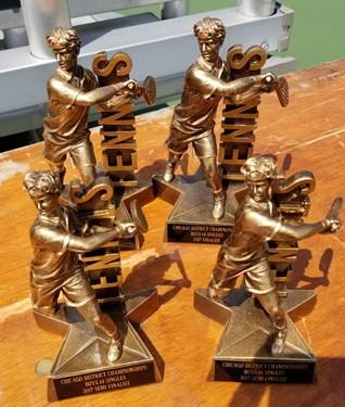 Z Boys trophy
