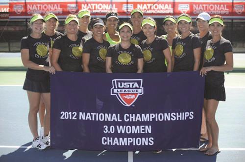 Women 3.0 Champions