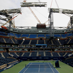 Ashe Stadium Roof Construction - Spring Update
