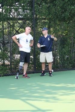 2012 US Open Ballperson Tryouts