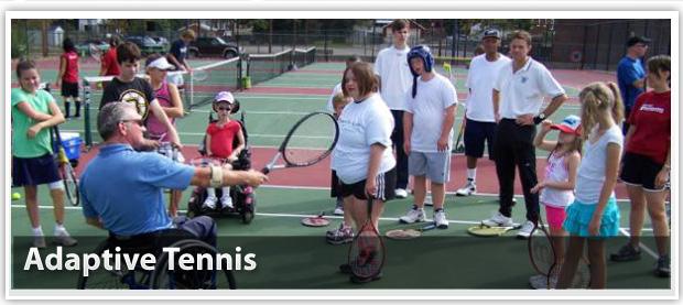 Adaptive Tennis