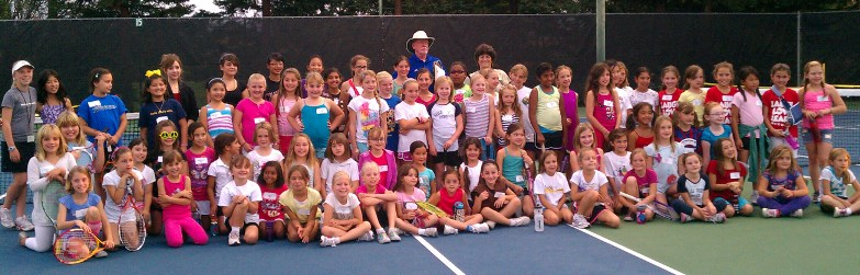Girl Scouts at ClubSport Valley Vista, Walnut Creek