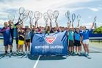 Multicultural Tennis Camp at San Jose State
