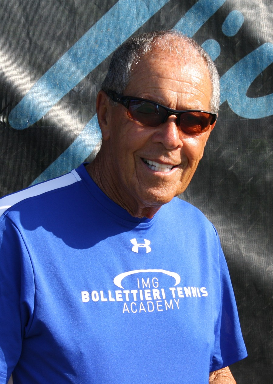 Nick Bollettieri Headshot