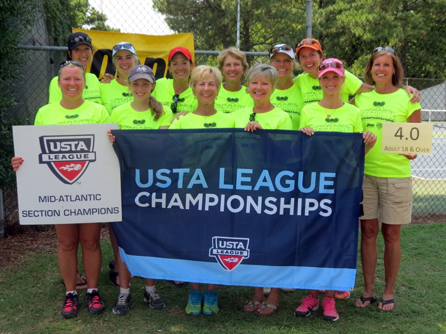 USTA League Championships Newport News VA