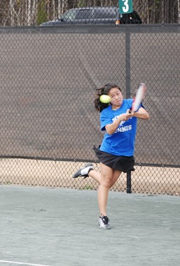 Sunday at the '11 USTA Campus Championships