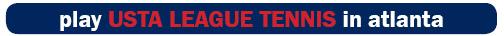 Play USTA League Tennis In Atlanta