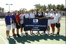 USTA Southern's 2008 4.5 Adult Men's National Champions