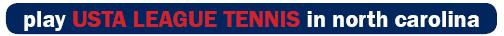 Play USTA League Tennis in North Carolina