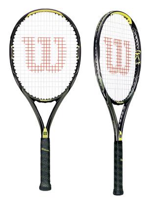 Wilson [K]Pro Open Racket