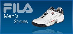 Fila men's shoes