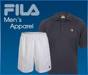 Fila men's apparel