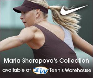 Tennis Warehouse, Maria Sharapova