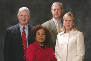 Randy Jackson, Donna Bailey, Andy Andrews, Susan Habeeb