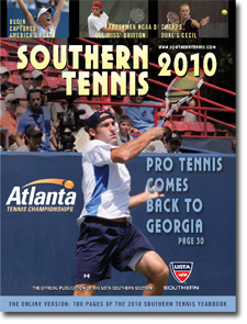 2010 Southern Tennis Yearbook