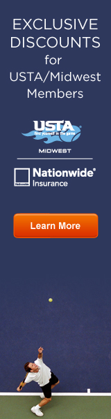 NATIONWIDE INSURANCE REWARDS USTA MIDWEST MEMBERS