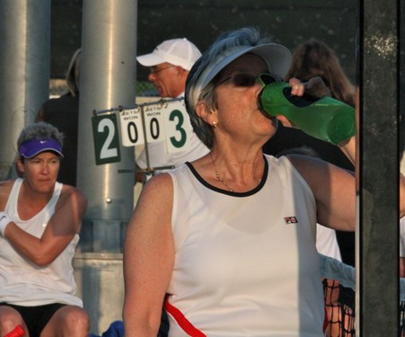 Photos from Day 3 of the USTA Senior Mixed National Invitational held in San Antonio, Texas