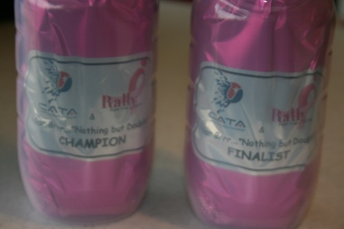 Polar Brrr Nothing But Doubles Tournament - Capital Area Tennis Association's Rally for the Cure