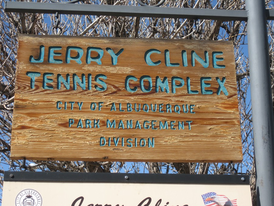 Jerry Cline sign  011