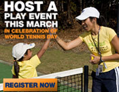 Host a March Play Events