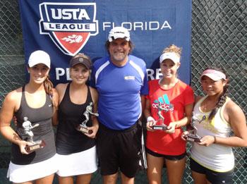 G18-web-LtoR-winners-Blair-Martin-Gabrielle-Rodriguez-finalists-Lyndsey-Boos-Star-Makarome