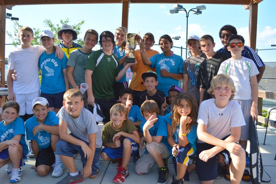 2013_gainesville_middle_school_tennis_jordan_glen_team_winners