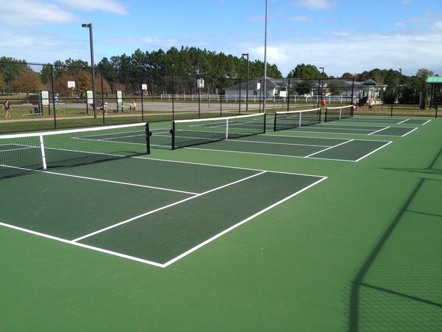 Airport Road 10-U courts-2