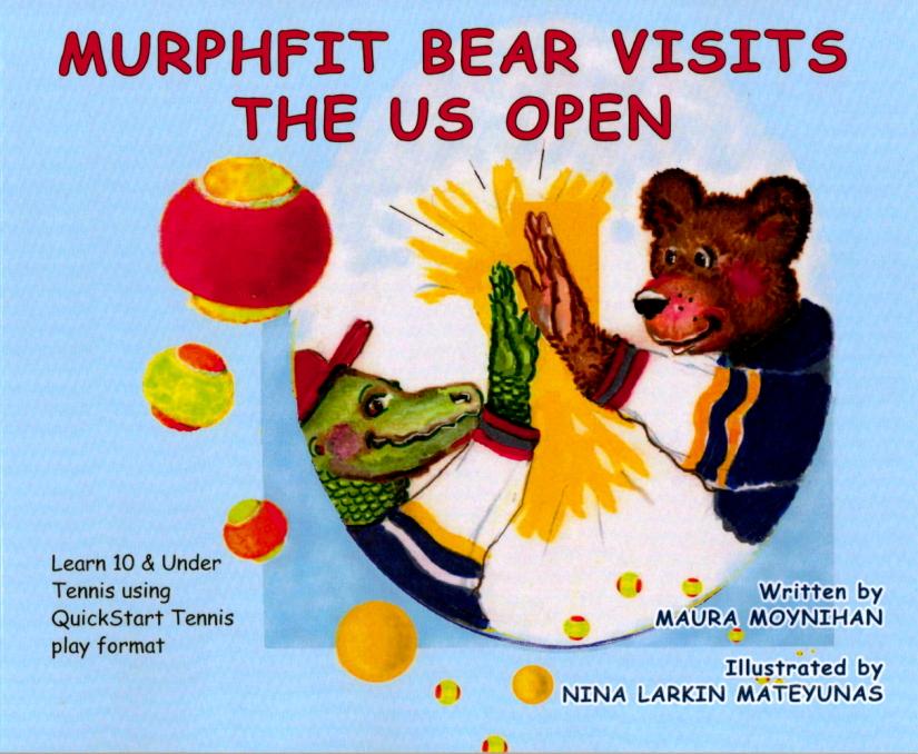 Murphfit_Bear_Visits_the_US_Open_ISBN_9780578085500