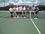 Masters Tennis at Heritage Isles