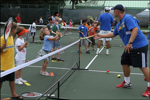 Hillsborough & Seminole Counties held 10 and Under Tennis Festivals on 3/19/2011 & 5/14/11
