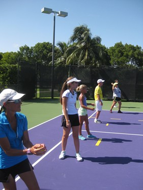 These on-court workshops are for tennis teaching professionals, recreational coaches, PE Teachers