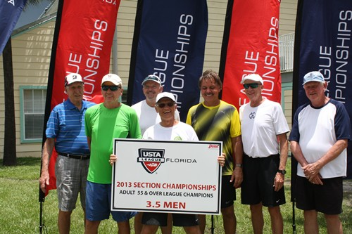 Pinellas - 3.5 Mens Champions