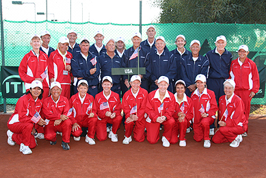 Seniors World Team Championships
