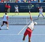 Men's Doubles Semifinals