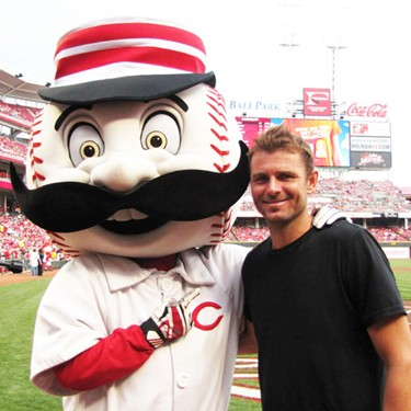 Mardy Fish at Reds
